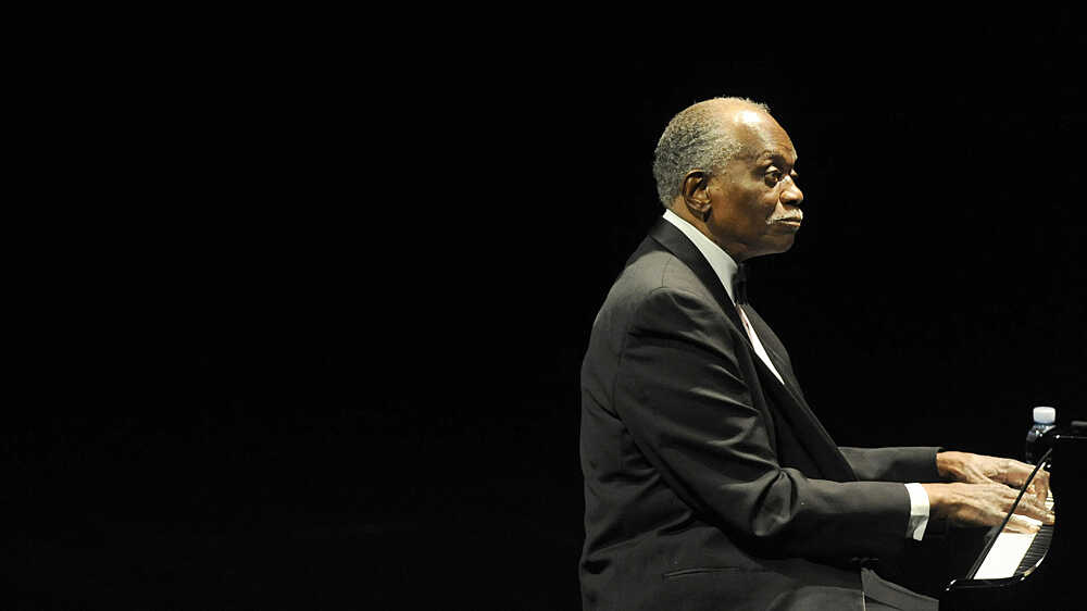 The Late Pianist Hank Jones On NPR
