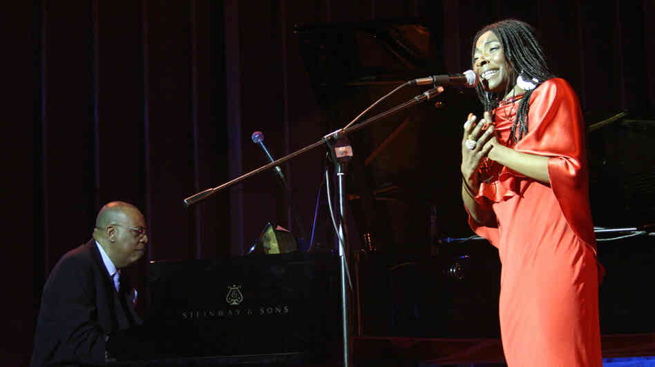 Concha Buika performs with Chucho Valdes