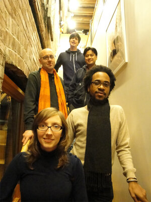 The Mary Halvorson Quintet