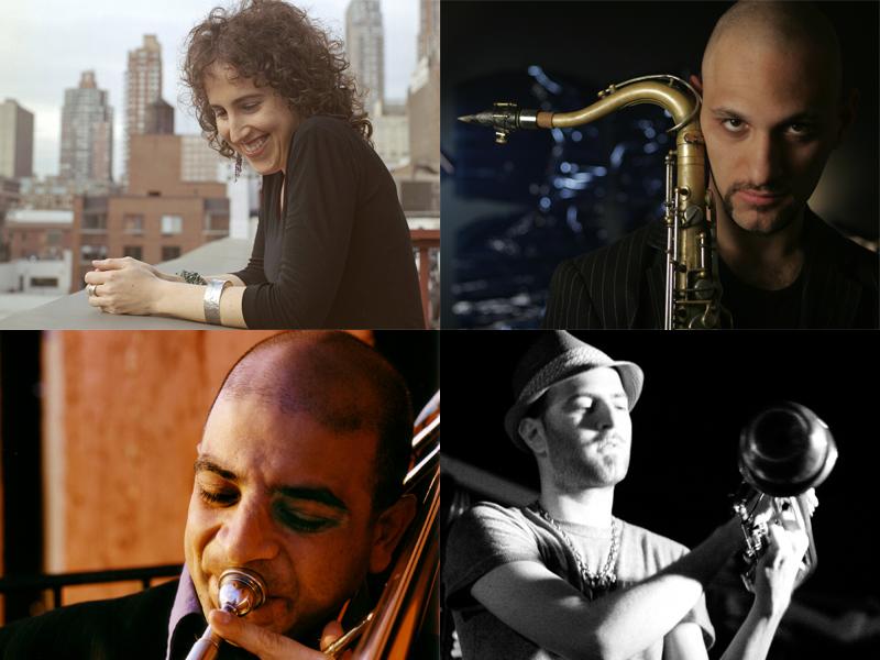 Israeli jazz musicians