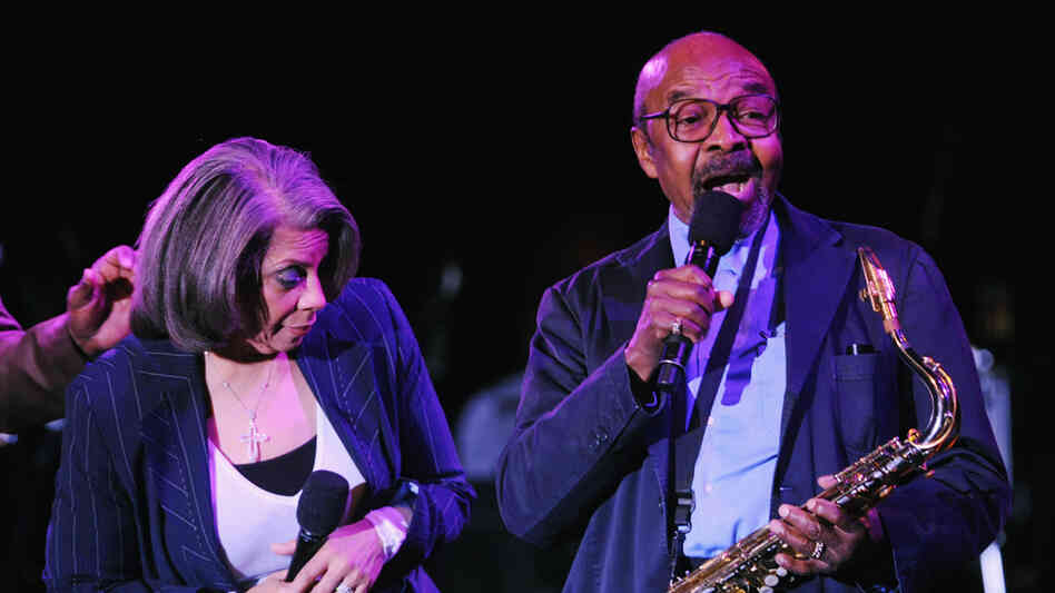 James Moody and Patti Austin