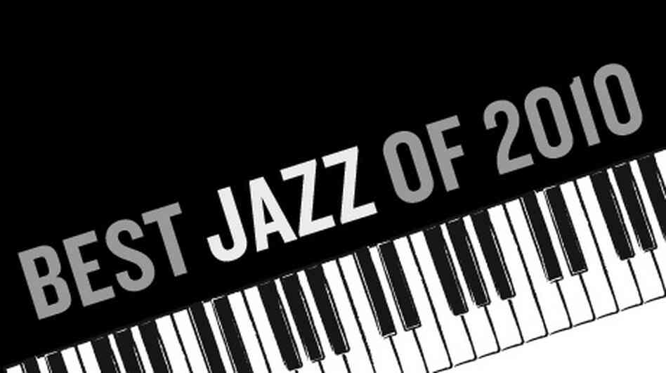 best jazz of 2010 graphic