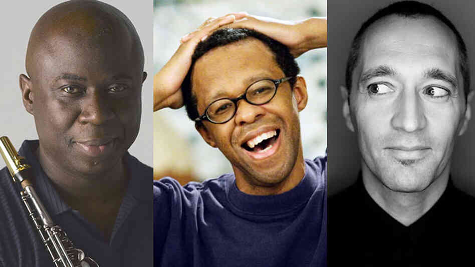 Matthew Shipp, Theo Bleckmann and Sam Newsome