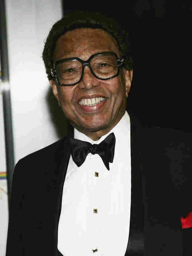Billy Taylor at the Kennedy Center Honors