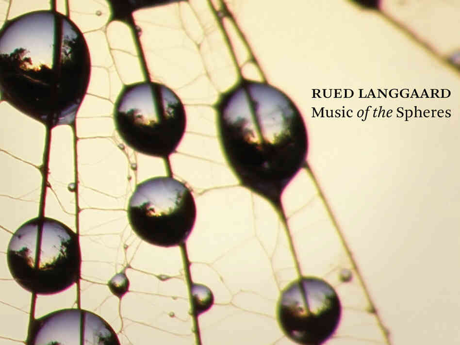 "Cover art for ""Music of the Spheres"""