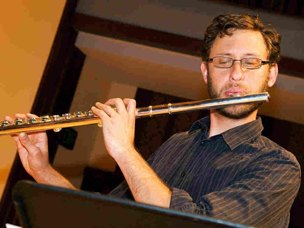 Tim Munro of eighth blackbird