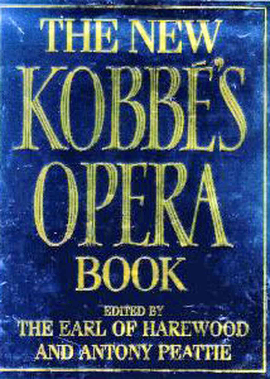 New Kobbes Opera Book
