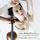 Cover for Seasons… Dreams