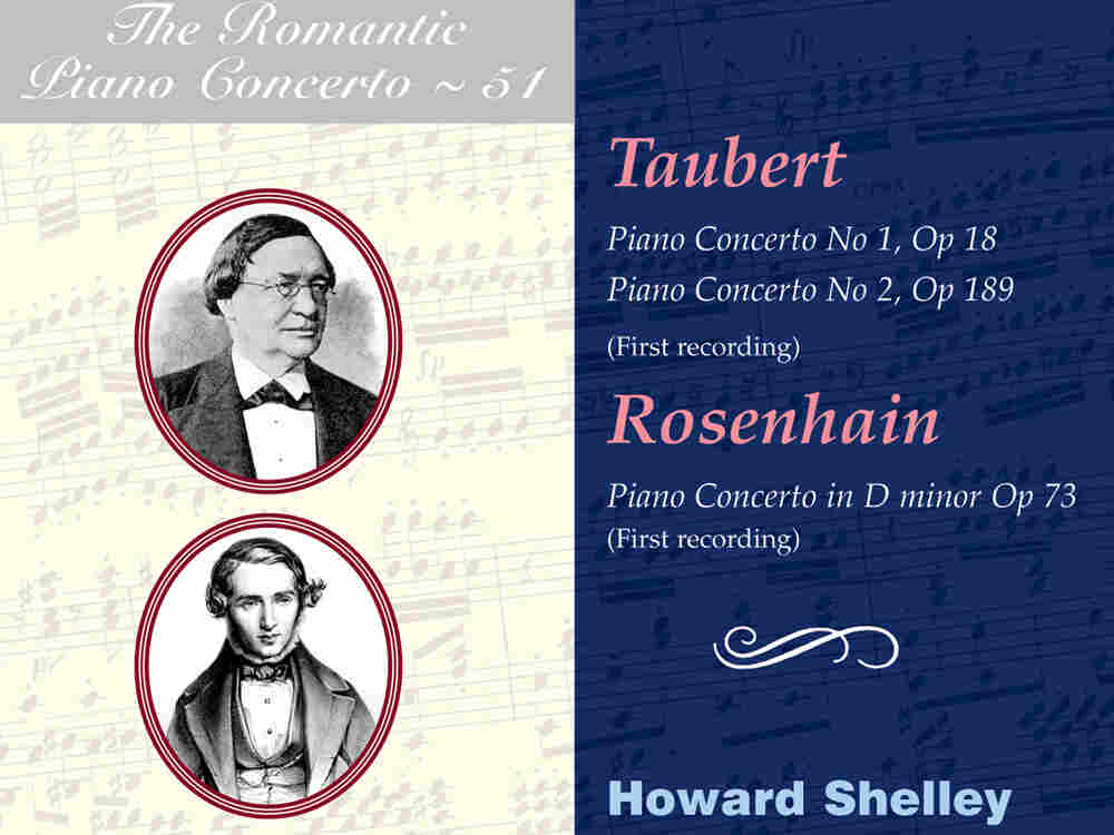 Cover art for Romantic Piano Concertos Vol. 51