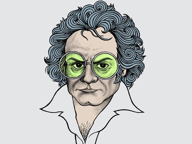 'A Fifth of Beethoven' chrissharron.com