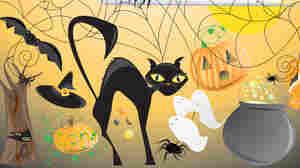 The Annual Deceptive Cadence Halloween Puzzler