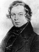Composer Robert Schumann