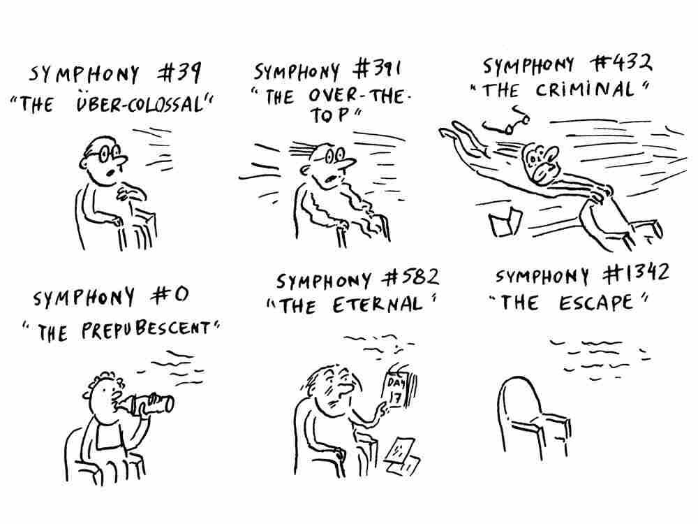 Haydn's Lost Symphonies