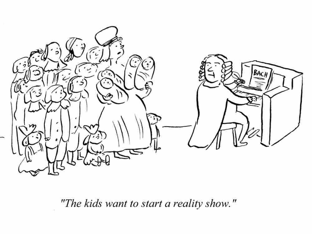 Bach's reality show