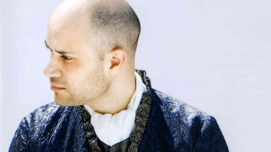 Bejun Mehta is a popular countertenor