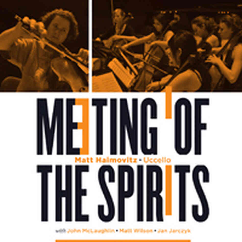 Cover of Meeting of the Spirits