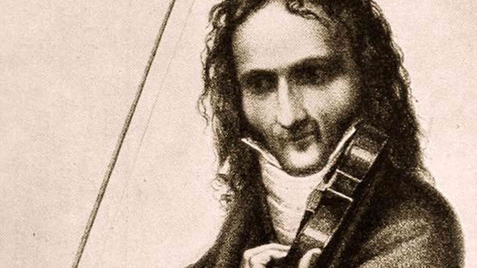 Composers In The Kitchen: Paganini's Meat Lovers' Ravioli : Deceptive Cadence : NPR