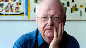 Composer Louis Andriessen