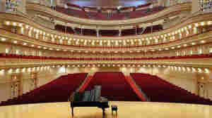 Carnegie Hall's Isaac Stern Auditorium