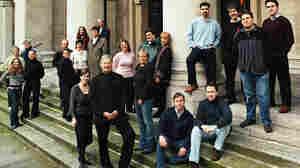 John Eliot Gardiner and his Monteverdi Choir