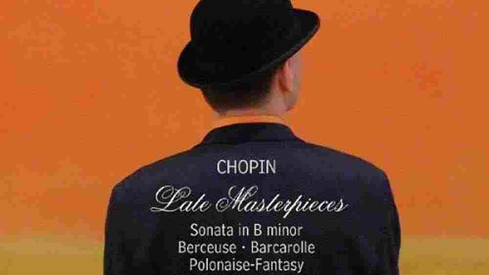 """Stephen Hough: """"Chopin: Late Masterpieces"""" cover art"""