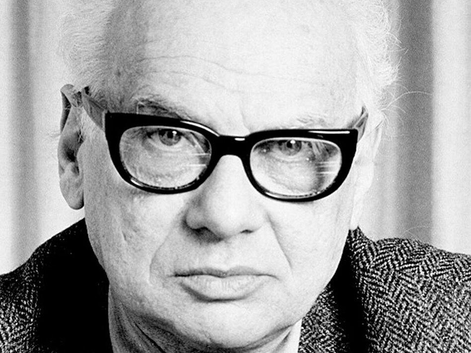 Composer Milton Babbitt