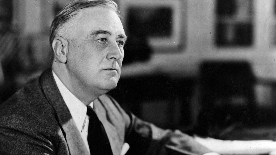 Franklin D. Roosevelt steered the nation through one of its most troublesome periods. (Getty Images)