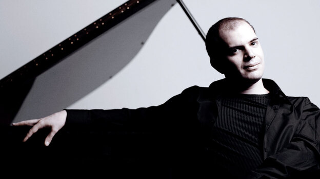 Pianist Kirill Gerstein earned the coveted Gilmore Artist Award in 2010.