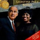 Cover for Leontyne Price Sings Barber