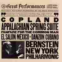 Cover for Copland: Appalachian Spring/Fanfare For The Common Man/El Salón México/Danzón Cubano