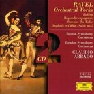 Cover for Ravel: Orchestral Works