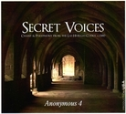 Cover for Secret Voices: Chant & Polyphony from the Las Huelgas Codex