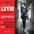 Cover for Cameron Live!