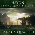 Cover for Haydn: String Quartets, Op. 71