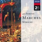 Cover for 40 Famous Marches