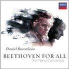 Cover for Beethoven for All: The Piano Concertos