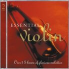 Cover for Essential Violin