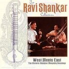 Cover for The Ravi Shankar Collection: West Meets East