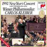 Cover for New Year Concert 1992