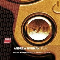 Cover for Andrew Norman: Play