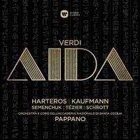 Cover for Verdi: Aida