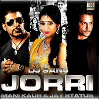 Cover for Jorri