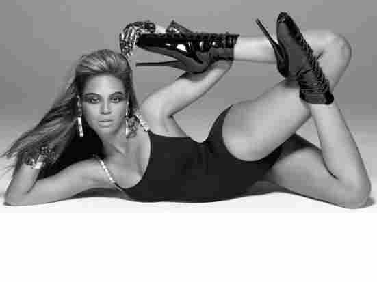 Beyonce; courtesy of the artist