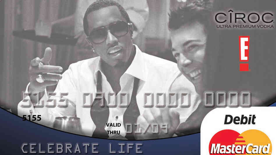 Diddy credit card