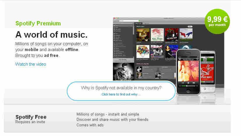 Spotify; courtesy of Spotify