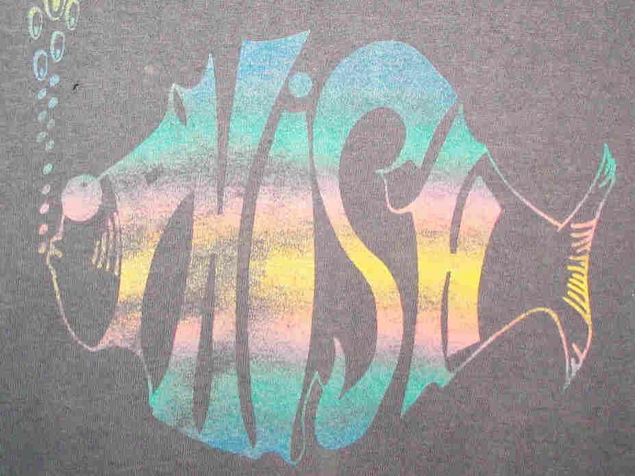 Phish shirt