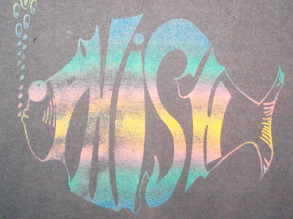 Phish shirt