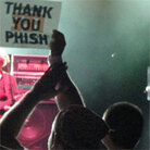 Thank you, Phish.