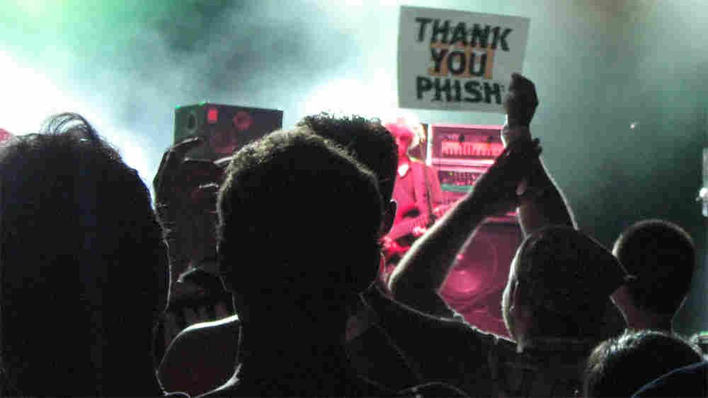 Thank you, Phish.