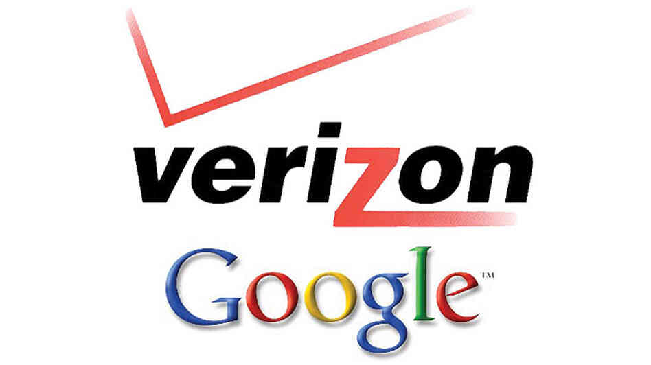 Google and Verizon proposal